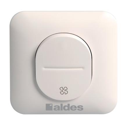 Bouton poussoir standard aldes 11026011