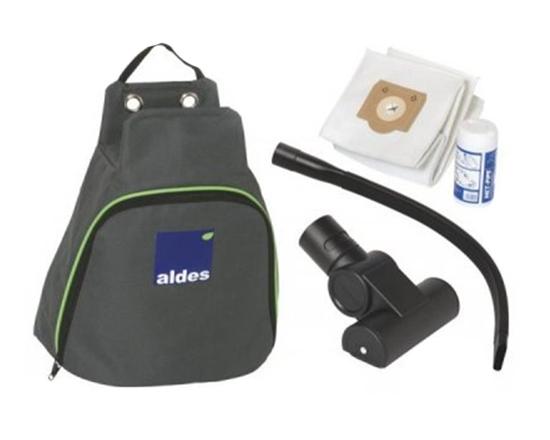 Cleaning Set Voiture ALDES Accessoires aspiration centralisée 11071091