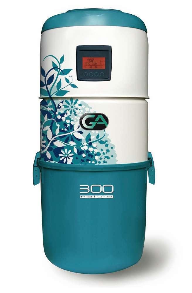 Centrale aspiration GA 600 Nature GB2000
