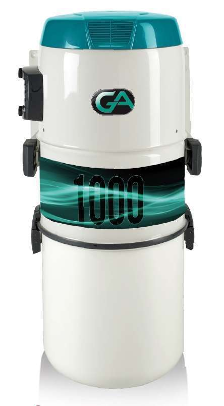 Centrale aspiration GA 1000 GB2000