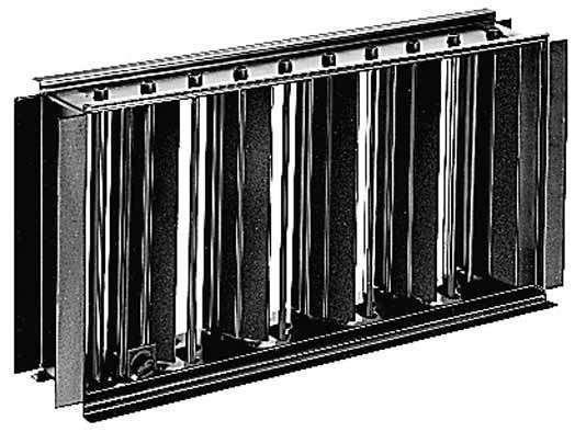 Grilles intérieures SGS 400x100 Aldes 11053244
