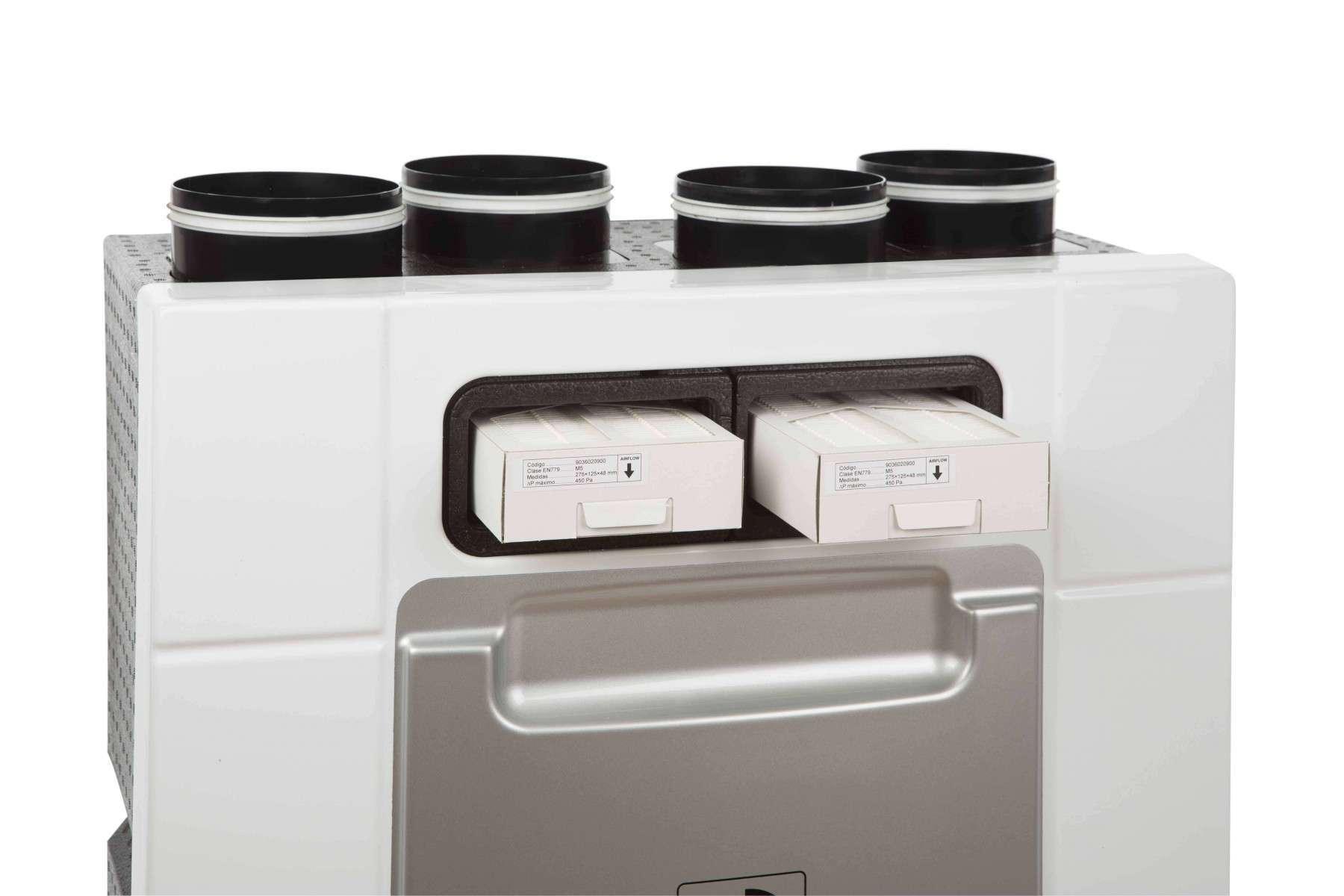 Kit filtres F7 + G4 pour DOMEO 210 UNELVENT 600903