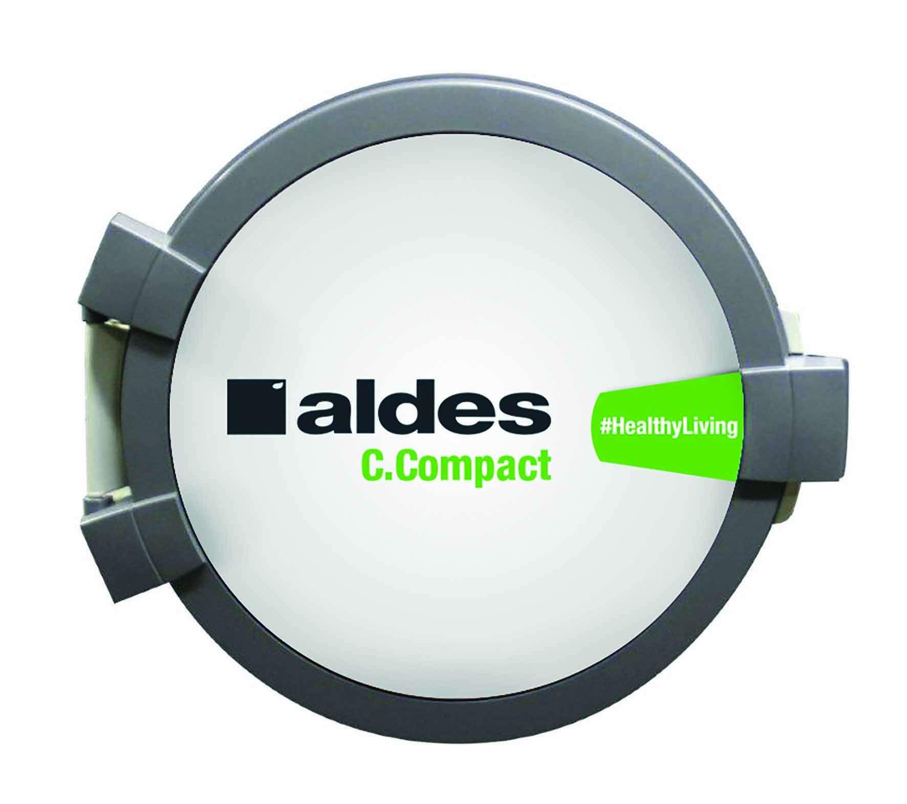 Pack centrale d'aspiration C.COMPACT Aldes 11071132