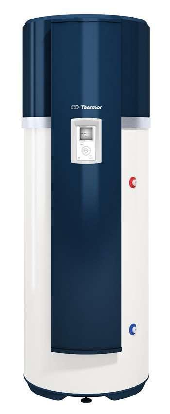 chauffe eau thermodynamique aeromax 4 thermor. Black Bedroom Furniture Sets. Home Design Ideas
