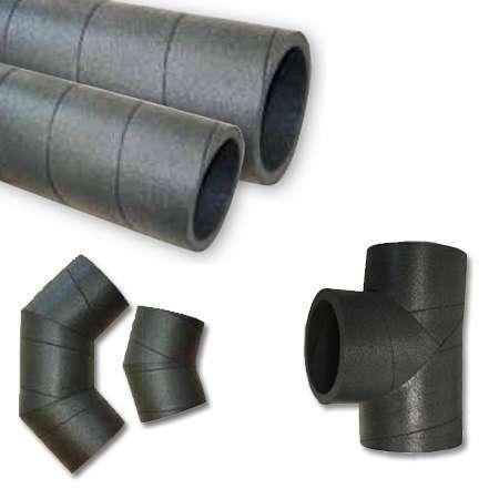 Conduit et accessoires polyéthylène isolé