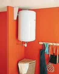Kit Accrochage plafond pour Chauffe-eau électrique 150 à 200 L