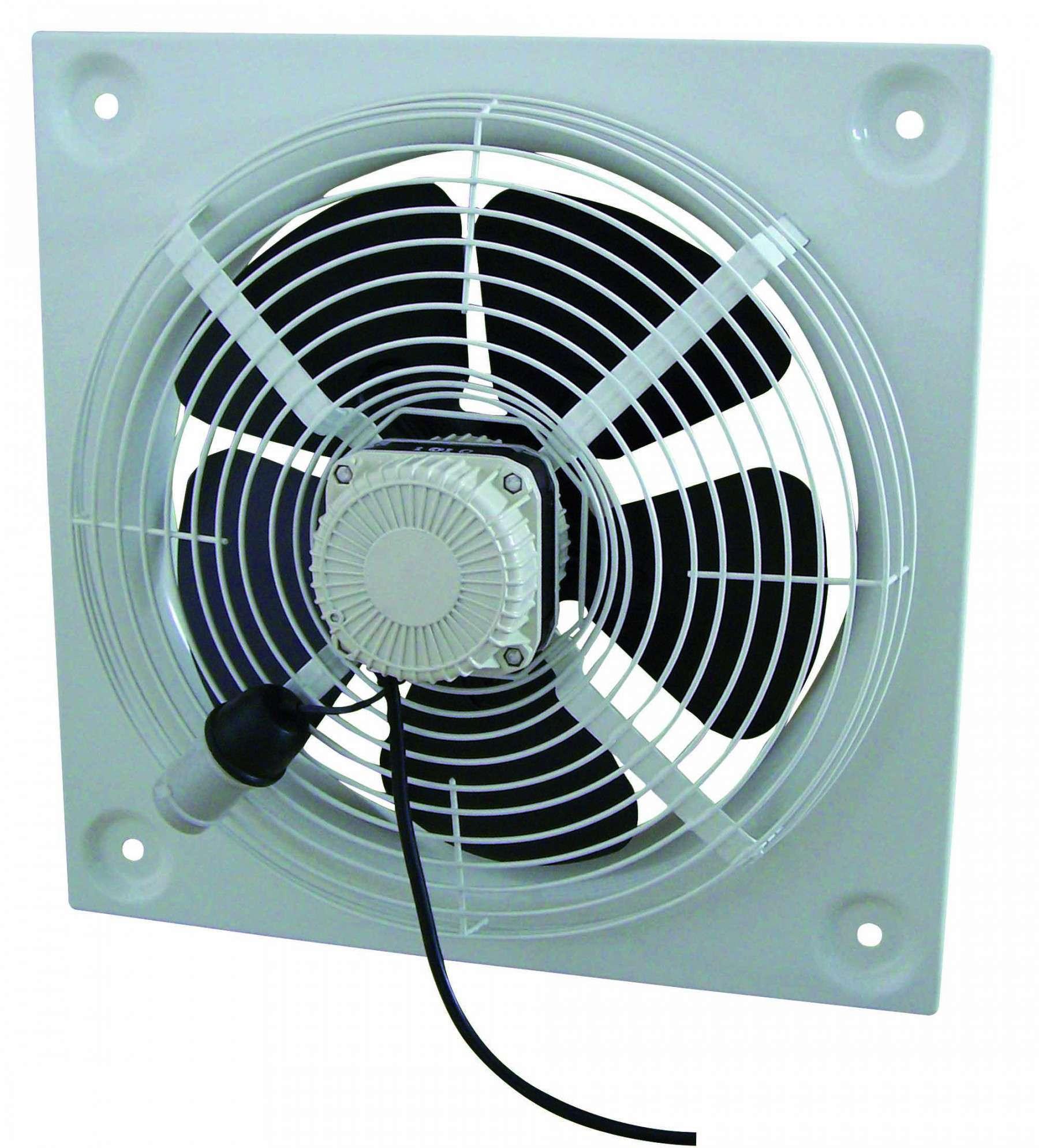 HXM 350 UNELVENT Ventilateur Hélicoïde Mural 50326