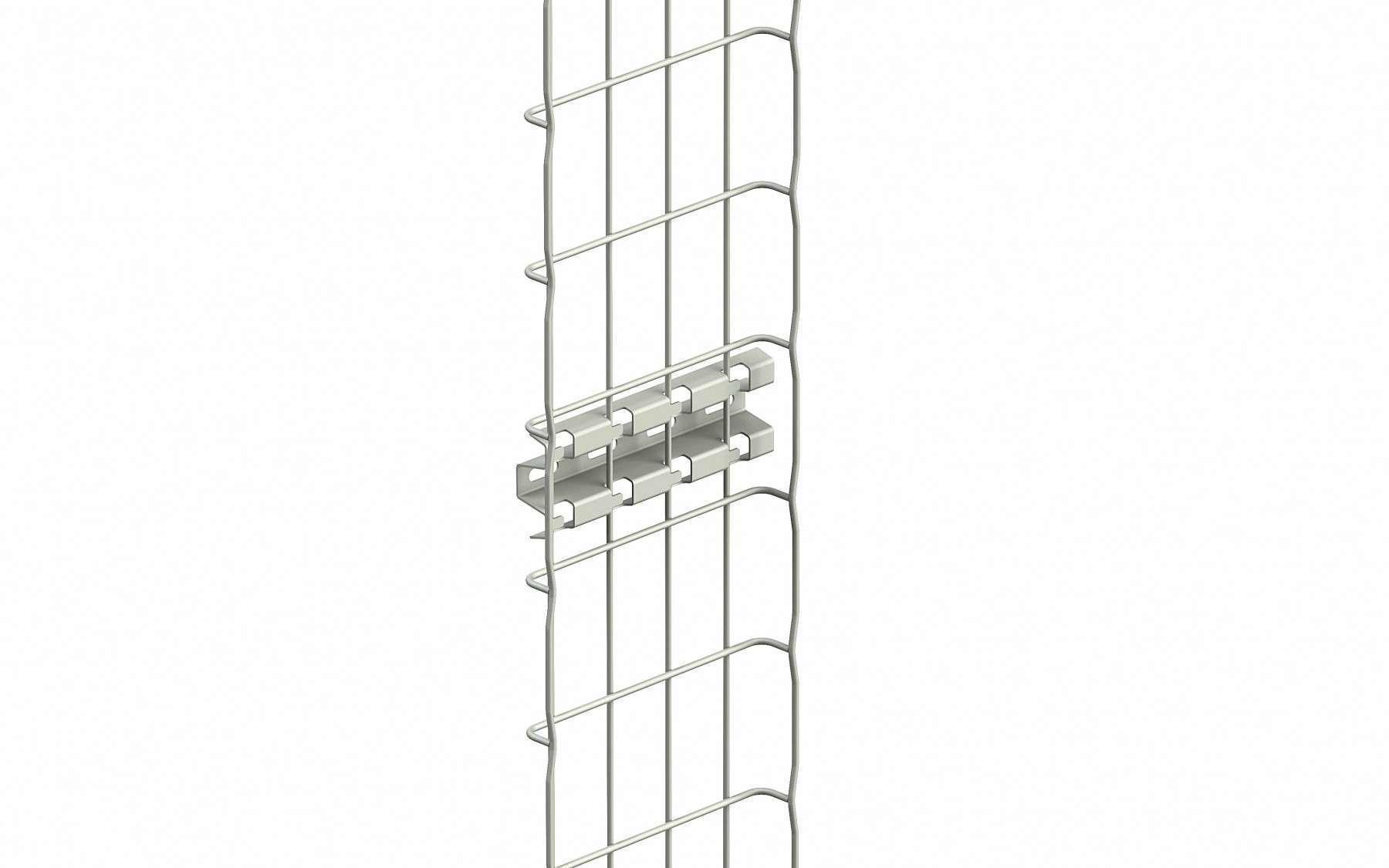RCSN200GS Legrand Cable Management RAIL CSN 013200