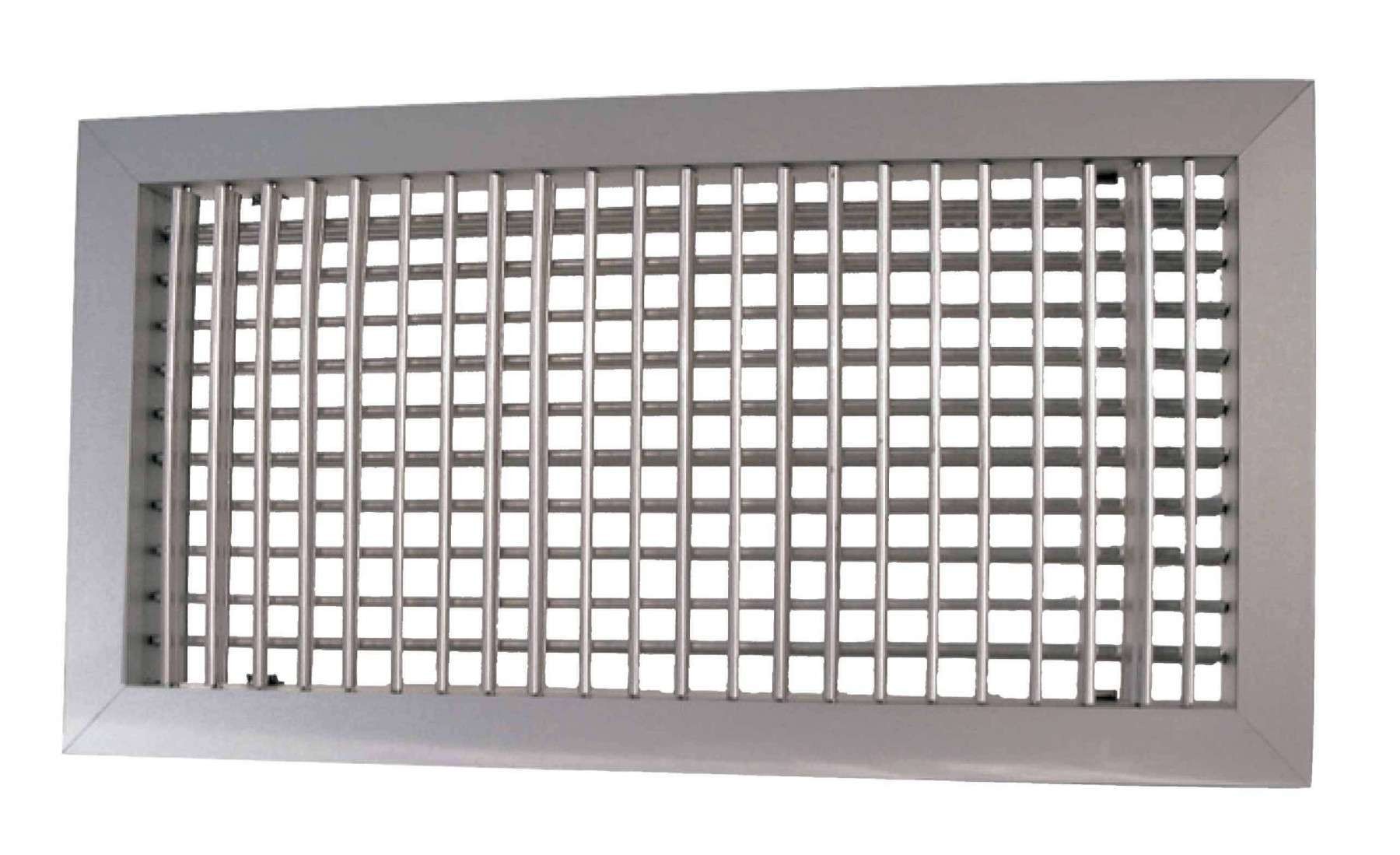 GAO D A 500/200 UNELVENT GRILLES SOUFFLAGE/REPRISE DOUBLE DEFLECTION 858443