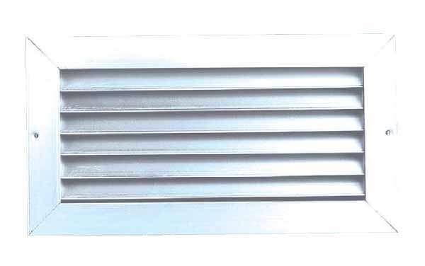 GTA 600X400 UNELVENT GRILLE DOUBLE DEFLECTION 852055