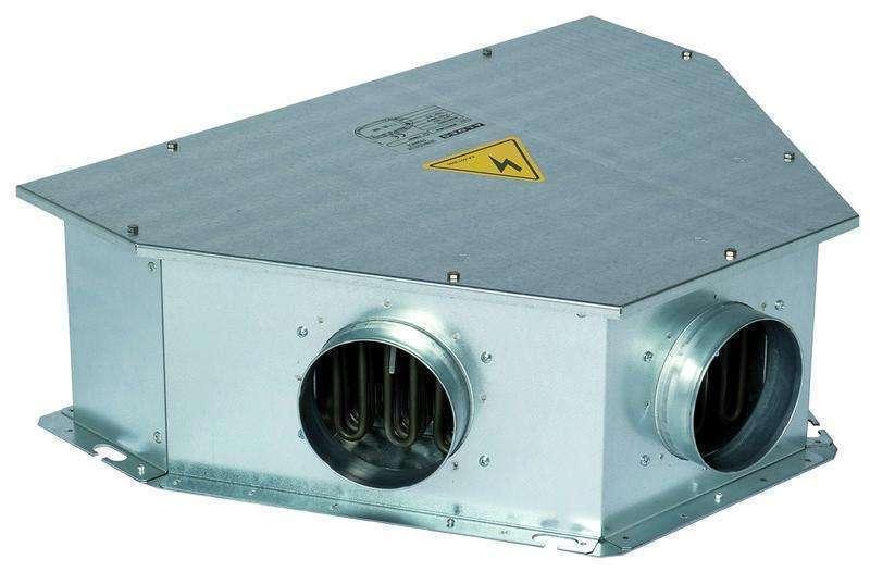 Module de chauffage électrique VMC