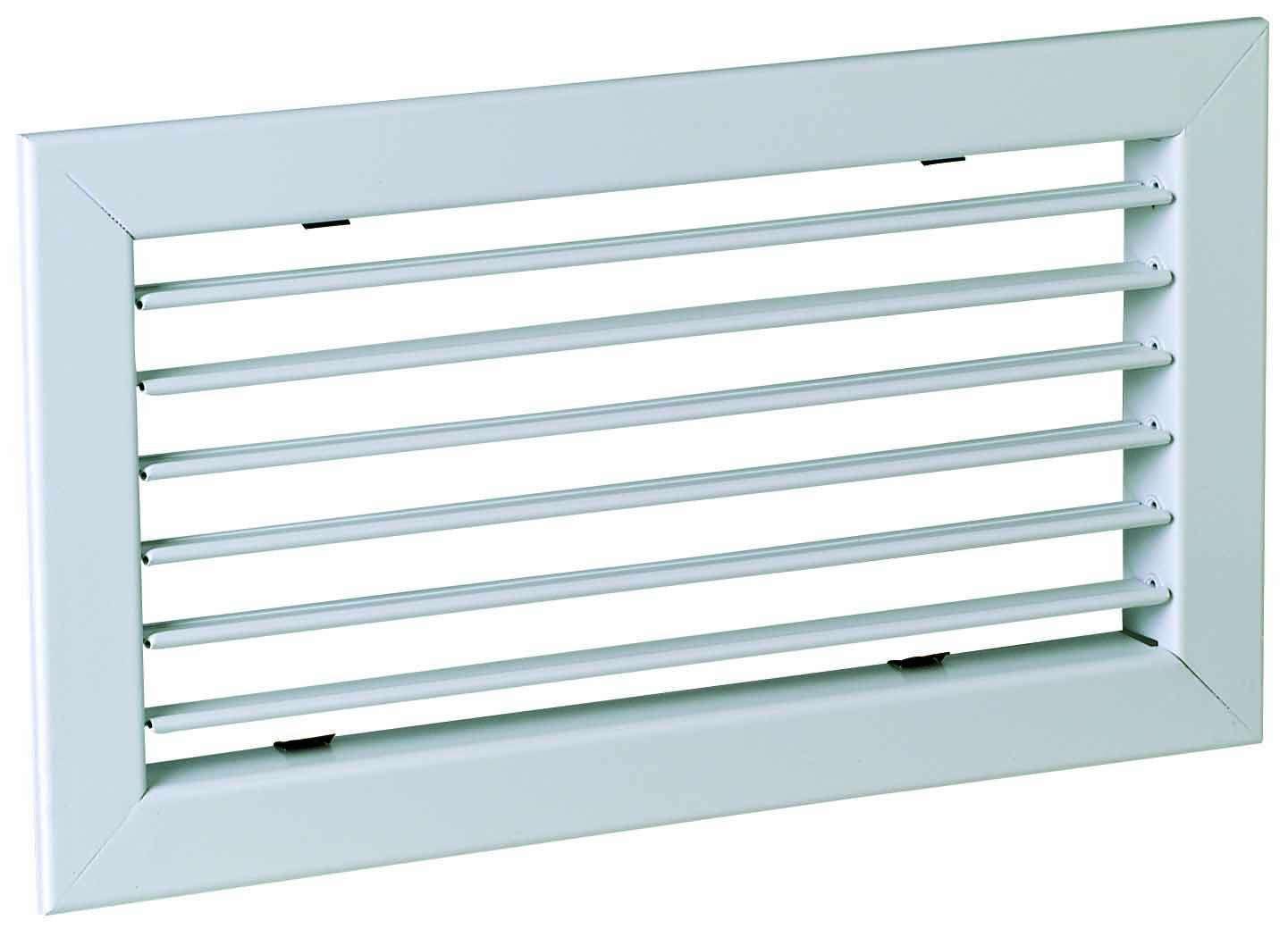 Grilles intérieures AC 102D F3 600x200 Aldes 11050589