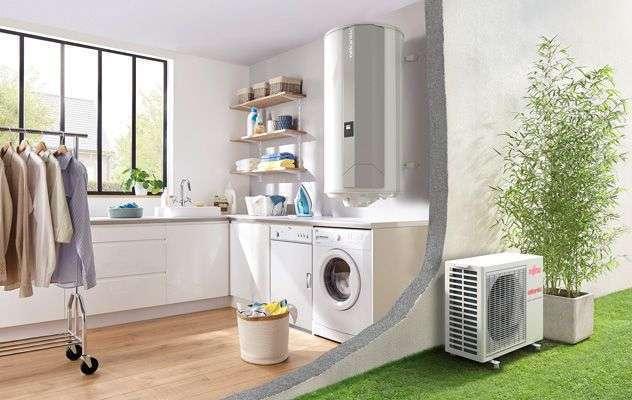 chauffe eau thermodynamique calypso split inverter. Black Bedroom Furniture Sets. Home Design Ideas