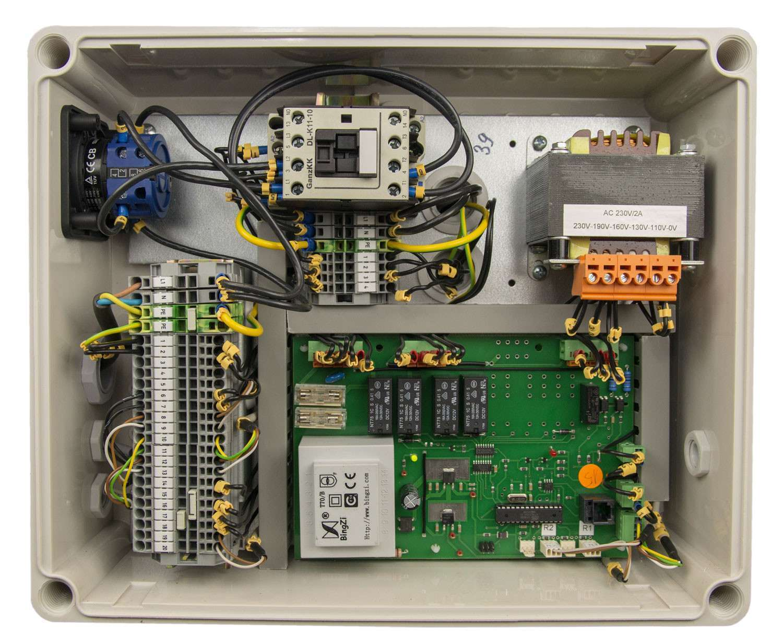 VPE EXPERT SOUFL'AIR 125 Econoprime Coffret Elecrique