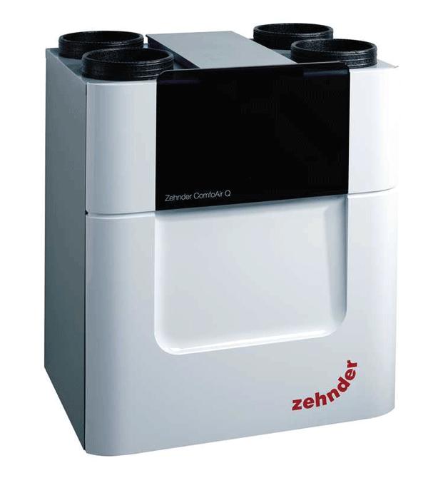 Comfoair Q350 Zehnder vmc double flux