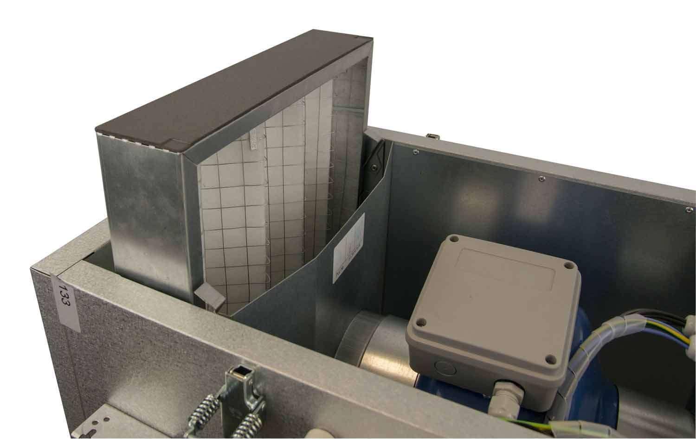VPE EXPERT SOUFL'AIR 125 Econoprime Filtre