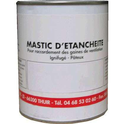 Mastic étanchéité 1 kg ECONONAME ME1K