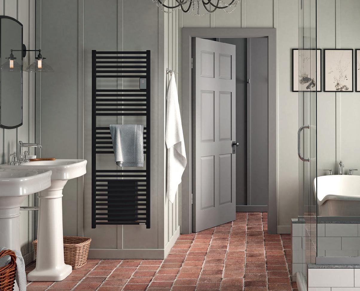 radiateur s che serviette riva 3 thermor. Black Bedroom Furniture Sets. Home Design Ideas