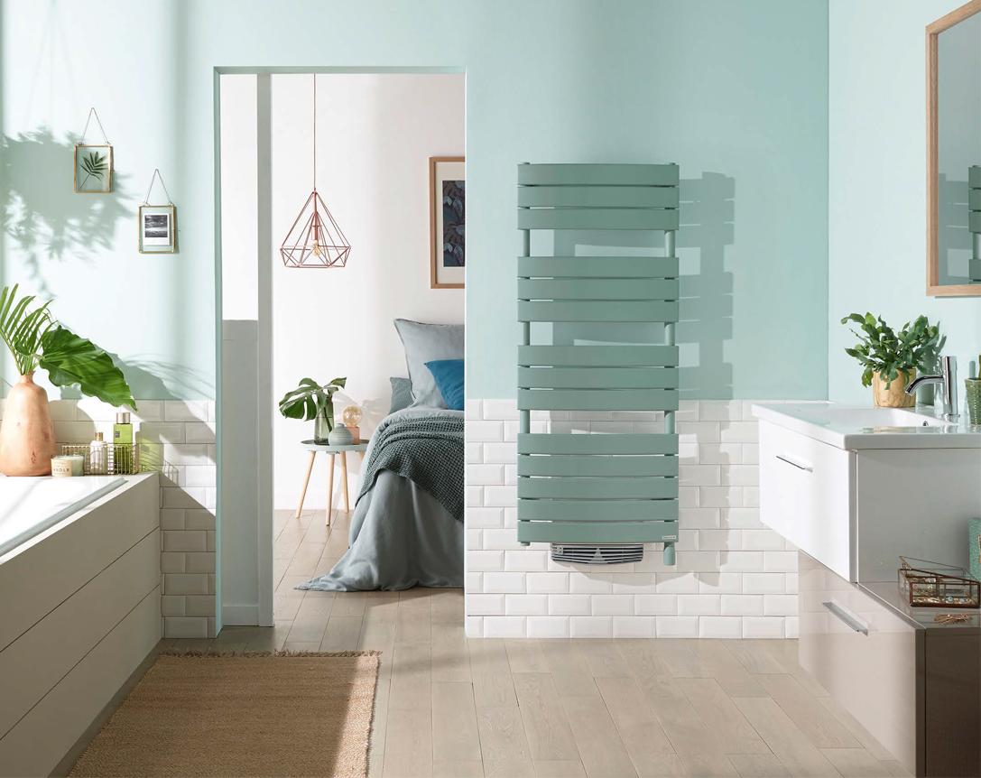radiateur s che serviette lectrique riviera thermor. Black Bedroom Furniture Sets. Home Design Ideas