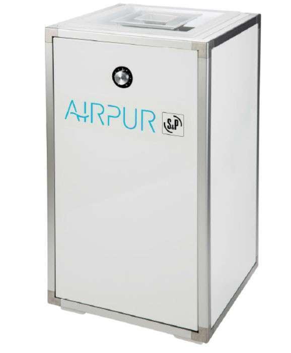 Purificateur d'air AIRPUR PAP 350 420 Unelvent
