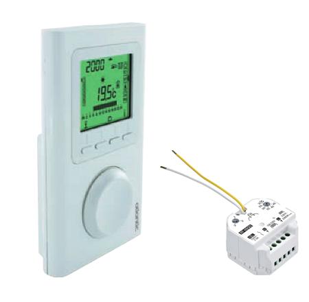 soleka atlantic thermostat recepteur