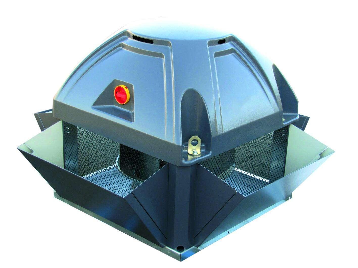 TNVB/6-400 IDP/IE1 Unelvent S&P Tourelle Centrifuge Rejet Vertical 201328