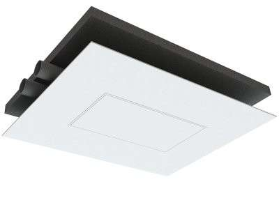 Trappe de finition aveugle InspirAIR® Home SC240 et SC370