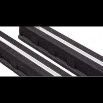 Suport sol caoutchouc noir Thermor 232314