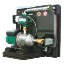 Station d'eau pour récupérateur d'eau de pluie