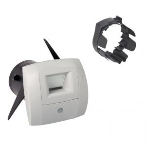 Kit bouche WC Présence ⌀80 11033661 aldes