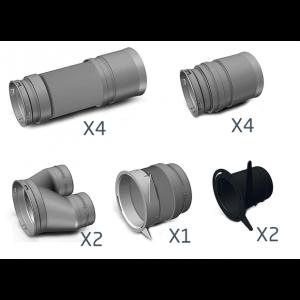 Optiflex ALDES Kit accessoires EasyHOME 11091994