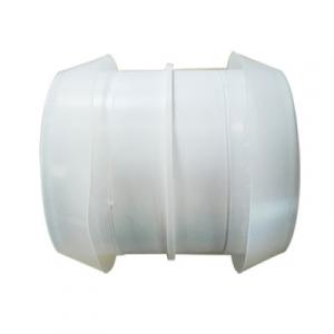 Manchon raccord PVC diam 80 mm  867682 Unelvent