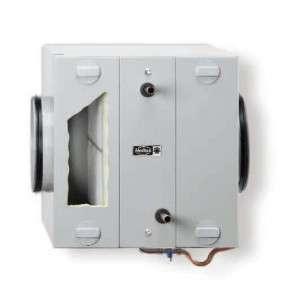 Module échangeur de chaleur puits canadien hydraulique