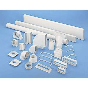 Conduit et accessoires PVC rigides ultra plats 40x110
