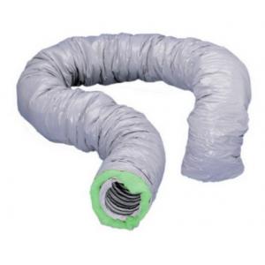 Gaine souple PVC isolée renforcée