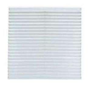 Grille de reprise. Montage plafond modulaire. Couleur blanche GRA-FP 595X595 Atlantic 588308