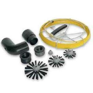 Kit de nettoyage conduits de ventilation