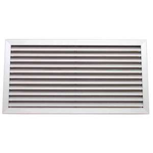 GAF-B 400/100 UNELVENT GRILLE DOUBLE DEFLECTION 852024