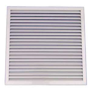 GRAIxCD 500x300 UNELVENT GRILLE SIMPLE DEFLECTION 850137
