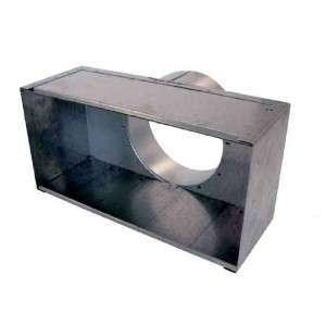 PGRI 800X100 UNELVENT PLENUM A PIQUAGE ARRIERE ISOLE 870710