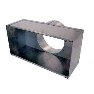 PGRI 800X800 UNELVENT PLENUM A PIQUAGE ARRIERE ISOLE 870711