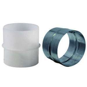Manchon raccord PVC - galva