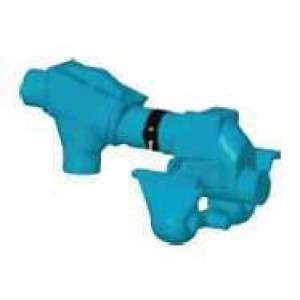 Module filtre-siphon pour cuve eau de pluie