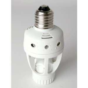 Support ampoule E27 détection de présence