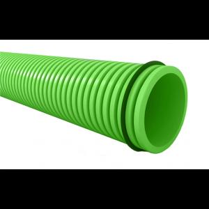 econoflex Conduit semi flexible annelé rond diam 90 mm