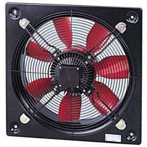 HCFB/4-450/H Unelvent Ventilateur Hélicoïde Industriel Mural 10245