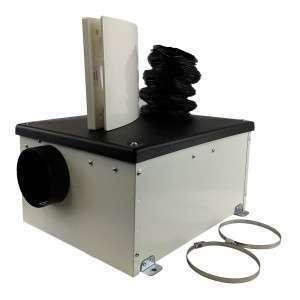 flowair econoprime ventilation insufflation