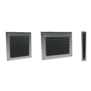 Grille ventilation aluminium
