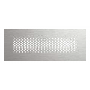 78300667 Profi-air design AVANTGARDE stainless steel 350x130 mm FRAENKISCHE France Grille de ventilation