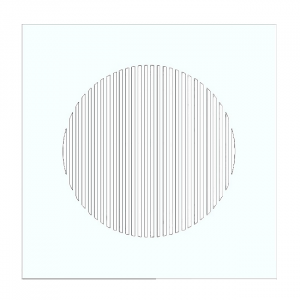 78312662 Profi-air design LINE compact white 160x160mm FRAENKISCHE France Grille de ventilation
